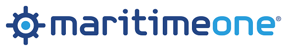 maritime one Logo small with background